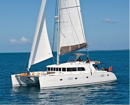 Preowned Sail Catamarans for Sale 2011 Lagoon 500