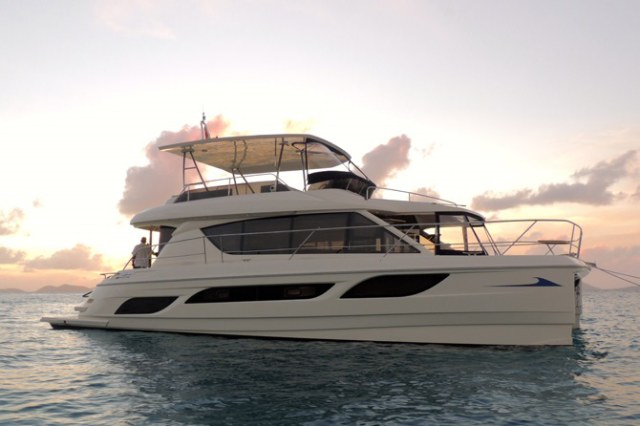New Power Catamarans for Sale 2014 Aquila 484