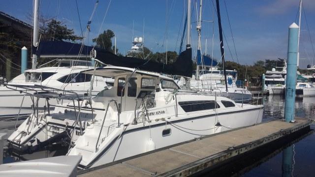 Catamarans SHALLOW MINDED, Manufacturer: GEMINI CATAMARANS, Model Year: 2011, Length: 34ft, Model: Gemini 105Mc, Condition: USED, Listing Status: Catamaran for Sale, Price: USD 149000