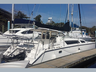 Catamarans SHALLOW MINDED, Manufacturer: GEMINI CATAMARANS, Model Year: 2011, Length: 34ft, Model: Gemini 105Mc, Condition: USED, Listing Status: Catamaran for Sale, Price: USD 142000