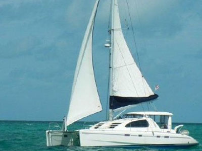 Catamarans PANASEA, Manufacturer: ROBERTSON & CAINE, Model Year: 2005, Length: 42ft, Model: Leopard 43 , Condition: USED, Listing Status: SOLD, Price: USD 279000