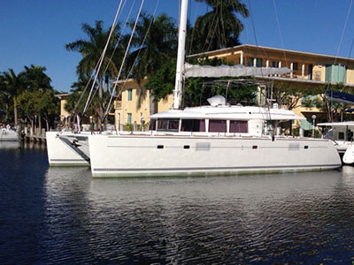 Catamaran for Sale Lagoon 560  in Fort Lauderdale Florida (FL)  ATLANTIS  Preowned Sail