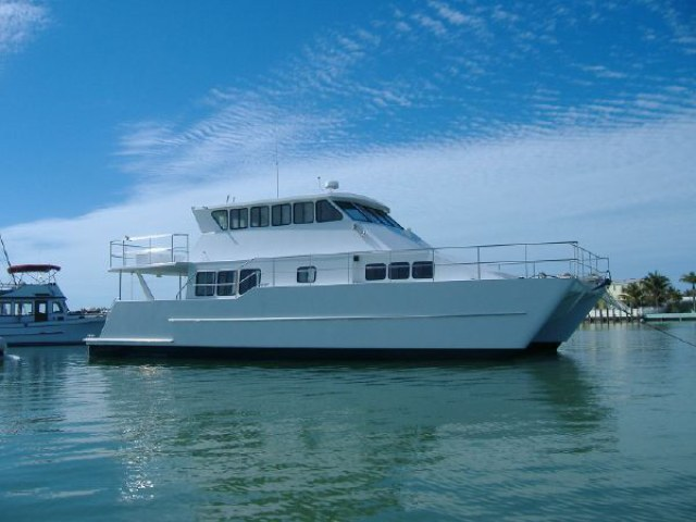 Catamarans JAZZMAN, Manufacturer: MALCOM TENNANT, Model Year: 2006, Length: 55ft, Model: Malcolm Tennant 55, Condition: USED, Listing Status: Catamaran for Sale, Price: USD 589000