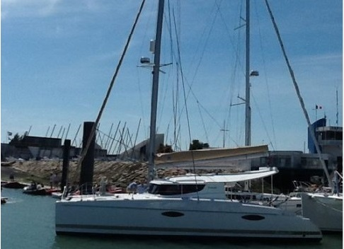 Preowned Sail Catamarans for Sale 2012 Mahe 36
