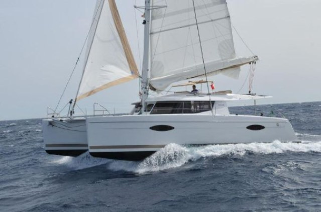 Catamarans NO NAME, Manufacturer: FOUNTAINE PAJOT , Model Year: 2013, Length: 43ft, Model: Helia 44, Condition: USED, Listing Status: Catamaran for Sale, Price: USD 599000