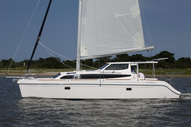 Catamarans OCELOT, Manufacturer: GEMINI CATAMARANS, Model Year: 2013, Length: 35ft, Model: Legacy 35, Condition: USED, Listing Status: Coming Soon, Price: USD 230000