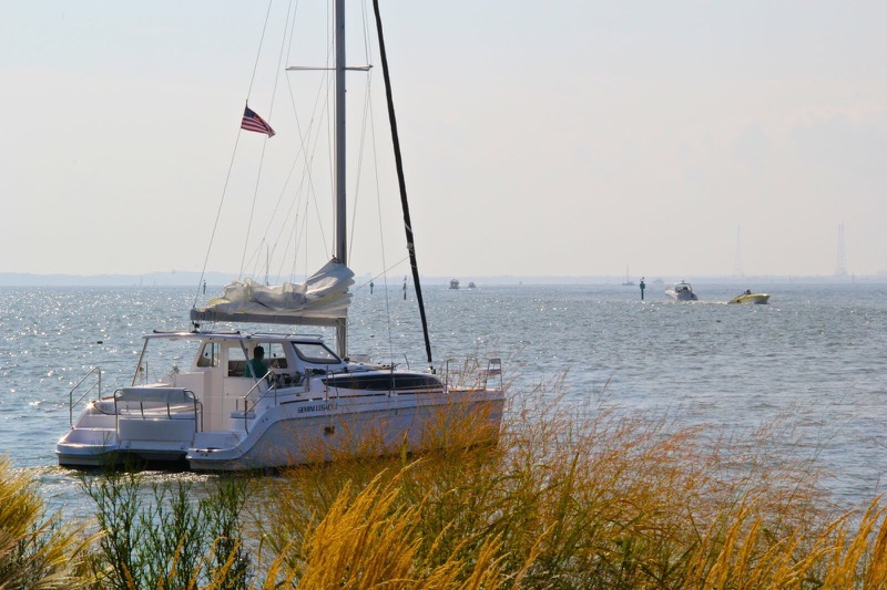 SOLD Legacy 35  in Edgewater  Maryland (MD)  HULL 1192  Preowned Sail