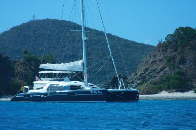 Catamarans THE BIG DOG, Manufacturer: ROBERTSON & CAINE, Model Year: 2003, Length: 61ft, Model: Leopard 62, Condition: USED, Listing Status: Catamaran for Sale, Price: USD 849000