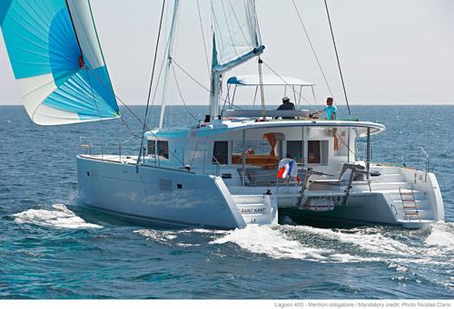 Preowned Sail Catamarans for Sale 2015 Lagoon 450