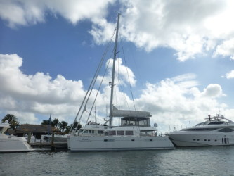 Catamarans OLIVIA RB, Manufacturer: LAGOON, Model Year: 2014, Length: 56ft, Model: Lagoon 560, Condition: USED, Listing Status: Catamaran for Sale, Price: USD 1599000
