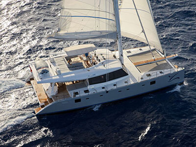 Catamaran for Sale Sunreef 62  in Cadiz Spain ZAHORA  Preowned Sail