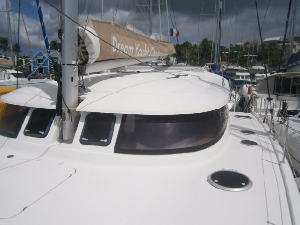 Preowned Sail Catamarans for Sale 2009 Lipari 41