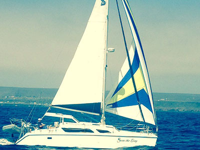 Catamarans SEAS THE DAY, Manufacturer: GEMINI CATAMARANS, Model Year: 2012, Length: 33ft, Model: Gemini 105Mc, Condition: Preowned, Listing Status: Catamaran for Sale, Price: USD 164999