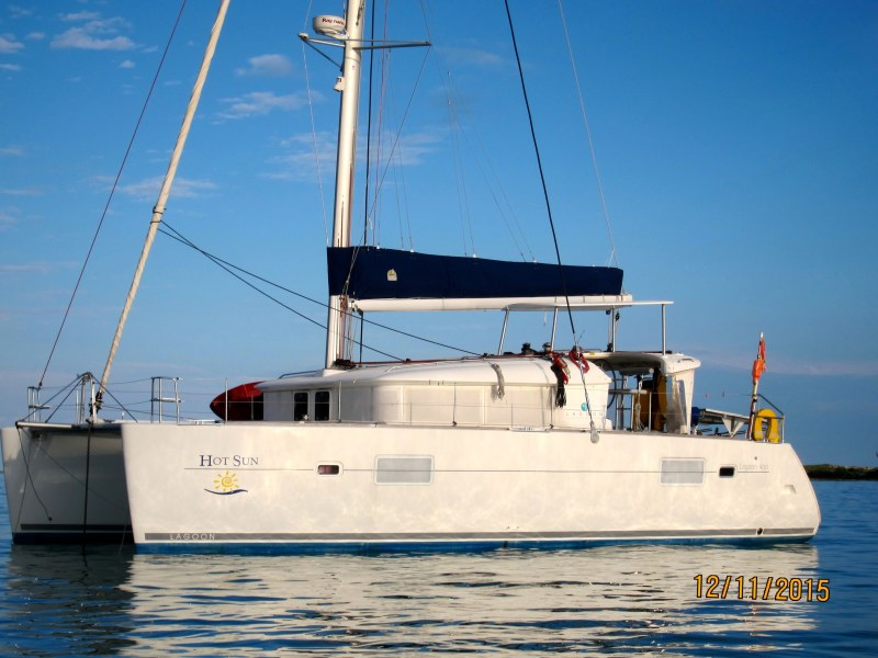Preowned Sail Catamarans for Sale 2010 Lagoon 400