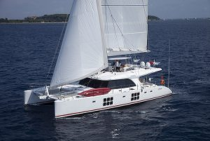 Catamarans GRACE, Manufacturer: SUNREEF, Model Year: 2013, Length: 60ft, Model: Sunreef 60 Loft, Condition: USED, Listing Status: Coming Soon, Price: EURO 1390000