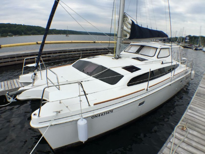 FOURTEEN Catamarans For Sale.  35 feet in length. 