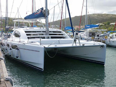 Catamarans NOVA, Manufacturer: ROBERTSON & CAINE, Model Year: 2009, Length: 46ft, Model: Leopard 46 , Condition: Preowned, Listing Status: Catamaran for Sale, Price: USD 359000