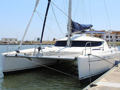 Catamarans MARCLOTINS, Manufacturer: LAGOON, Model Year: 2008, Length: 44ft, Model: Lagoon 440, Condition: USED, Listing Status: Coming Soon, Price: EURO 275000