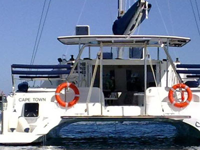 Catamarans NEW HORIZON, Manufacturer: JAGUAR , Model Year: 2010, Length: 37ft, Model: Jaguar 38, Condition: Preowned, Listing Status: Catamaran for Sale, Price: USD 199000