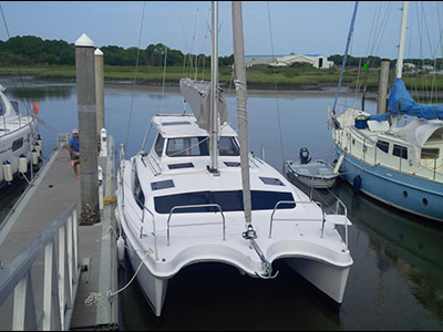 Catamarans HULL 1204 , Manufacturer: GEMINI CATAMARANS, Model Year: 2015, Length: 35ft, Model: Legacy 35, Condition: NEW, Listing Status: Catamaran for Sale, Price: USD 262662
