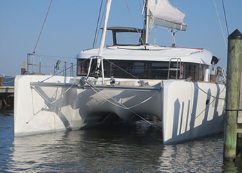 Catamarans ERASMUS, Manufacturer: LAGOON, Model Year: 2013, Length: 38ft, Model: Lagoon 39, Condition: USED, Listing Status: Catamaran for Sale, Price: USD 428000