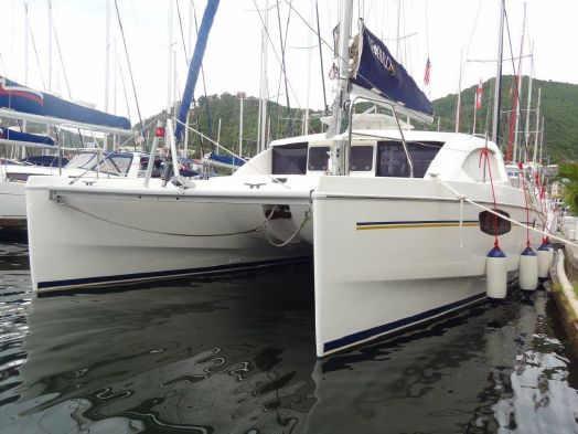 Catamarans CALLALOO , Manufacturer: ROBERTSON & CAINE, Model Year: 2012, Length: 37ft, Model: Leopard 39, Condition: USED, Listing Status: Catamaran for Sale, Price: USD 290000