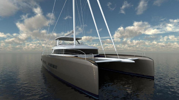 SIX Catamarans For Sale. 75 to 77  feet in length. 