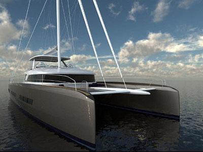 New Sail Catamaran for Sale  SEVENTY 7