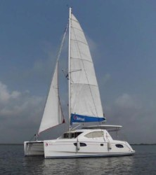 Catamarans AGATHE, Manufacturer: ROBERTSON & CAINE, Model Year: 2012, Length: 38ft, Model: Leopard 38, Condition: USED, Listing Status: Catamaran for Sale, Price: USD 219000