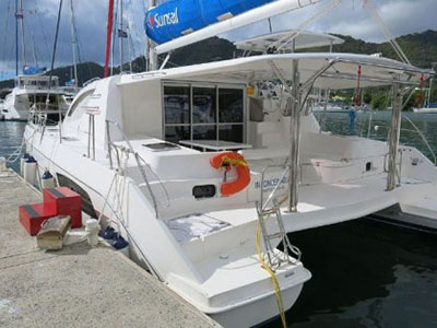 Catamarans INCONCEIVABLE, Manufacturer: ROBERTSON & CAINE, Model Year: 2012, Length: 42ft, Model: Leopard 44, Condition: USED, Listing Status: Catamaran for Sale, Price: USD 389000