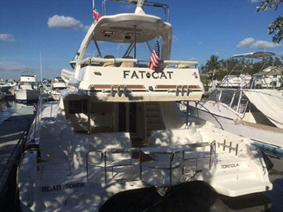 Catamarans FAT CAT, Manufacturer: AFRICAT MARINE, Model Year: 2007, Length: 42ft, Model: Africat 420, Condition: Preowned, Listing Status: Catamaran for Sale, Price: USD 385000