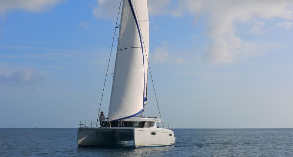 Catamarans I AM FREE, Manufacturer: FOUNTAINE PAJOT , Model Year: 2009, Length: 44ft, Model: Orana 44, Condition: Preowned, Listing Status: Catamaran for Sale, Price: EURO 265000