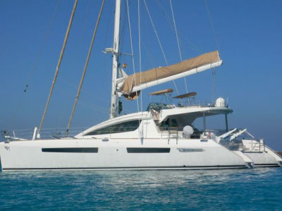Catamarans SPINDRIFT II, Manufacturer: ROBERTSON & CAINE, Model Year: 2010, Length: 46ft, Model: Leopard 46 , Condition: USED, Listing Status: Catamaran for Sale, Price: USD 399000