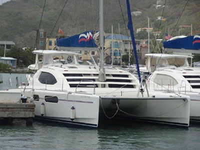 SOLD Lagoon 52  in Tortola British Virgin Islands NOW OR NEVER Thumbnail for Listing New Sail