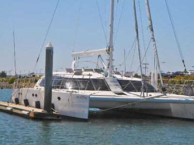 Catamarans DEL MAX , Manufacturer: LAGOON TPI , Model Year: 1994, Length: 36ft, Model: Lagoon 37 TPI , Condition: USED, Listing Status: Catamaran for Sale, Price: USD 149000