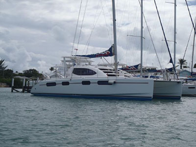 Catamarans TACK A CARDIA, Manufacturer: ROBERTSON & CAINE, Model Year: 2011, Length: 46ft, Model: Leopard 46 , Condition: USED, Listing Status: NOT ACTIVE, Price: USD 395000