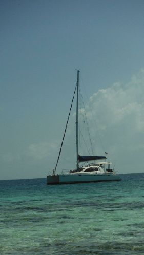 Used Sail Catamaran for Sale 2008 Leopard 40