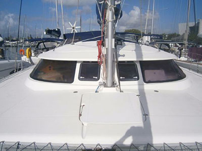 Catamaran for Sale Lavezzi 40  in Martinique SAPOTILLE Thumbnail for Listing Preowned Sail