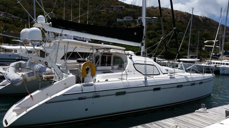 Sail In Style Aboard Privilege Catamarans.