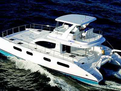 Catamarans HAPPY HOURS, Manufacturer: ROBERTSON & CAINE, Model Year: 2008, Length: 47ft, Model: Leopard 47 PC , Condition: USED, Listing Status: Catamaran for Sale, Price: USD 339000