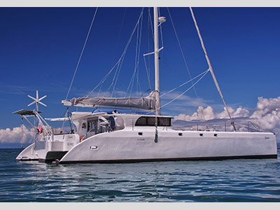 Preowned Sail Catamarans for Sale 2012 AG 52