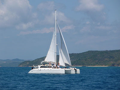 Catamarans SESAME, Manufacturer: CUSTOM, Model Year: 2012, Length: 52ft, Model: AG 52, Condition: USED, Listing Status: Trimaran for Sale, Price: USD 394000
