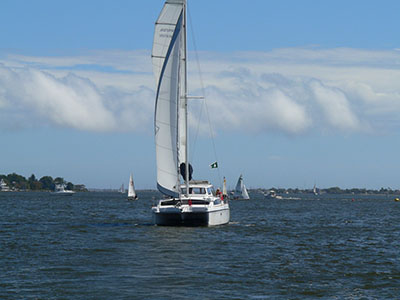 SOLD Legacy 35  in Bayville New Jersey (NJ)  ALTERNATIVE IV Thumbnail for Listing Preowned Sail