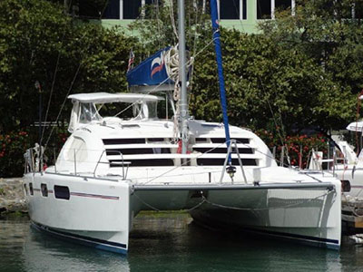 Catamarans SUNSET BAY, Manufacturer: MANTA, Model Year: 2004, Length: 42ft, Model: Manta 42, Condition: USED, Listing Status: NOT ACTIVE, Price: USD 260000
