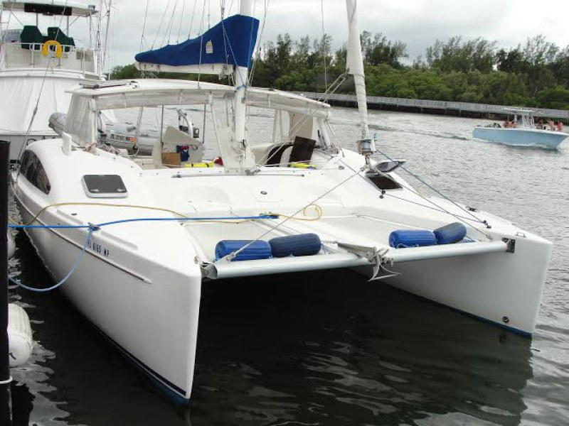 Used Sail Catamaran for Sale 2001 MC-30