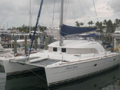 Catamarans TIME TRAVELER, Manufacturer: MAINE CAT, Model Year: 2001, Length: 30ft, Model: MC-30, Condition: USED, Listing Status: Catamaran for Sale, Price: USD 125000