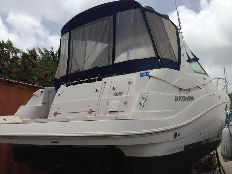 SOLD Vista 318  in St. Martin PARADISE  Preowned Power