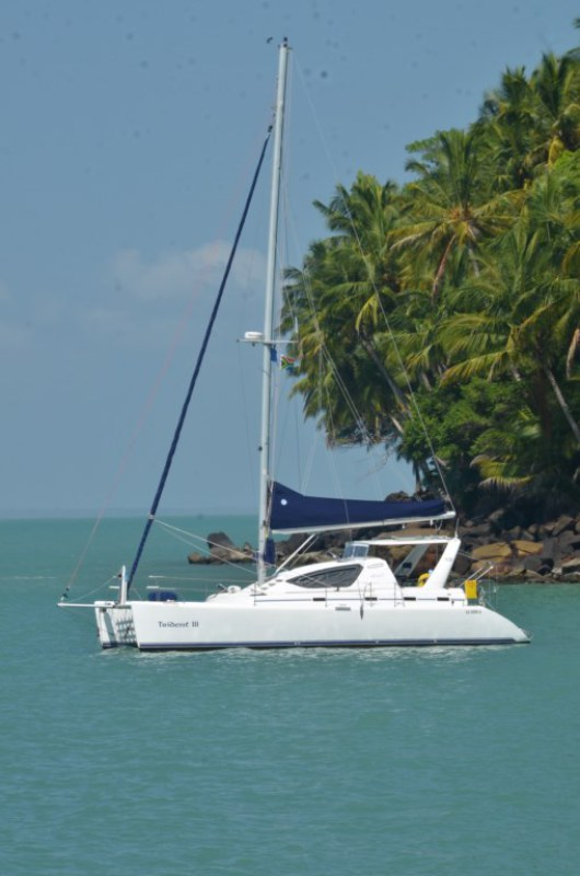 Preowned Sail Catamarans for Sale 2005 Admiral 38