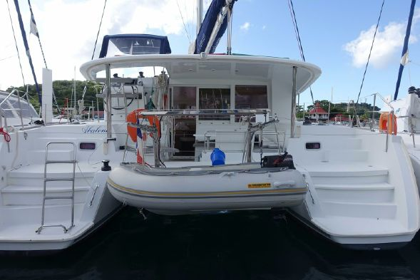Used Sail Catamaran for Sale 2011 Lagoon 400