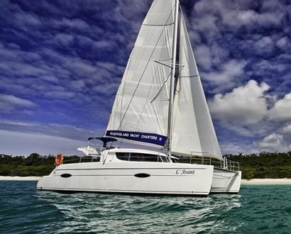 Preowned Sail Catamarans for Sale 2010 Lipari 41